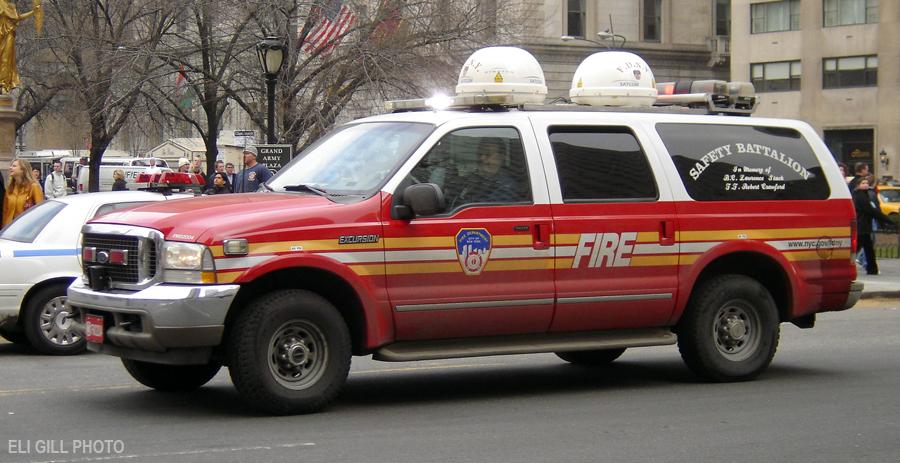 Fire Department Of New York