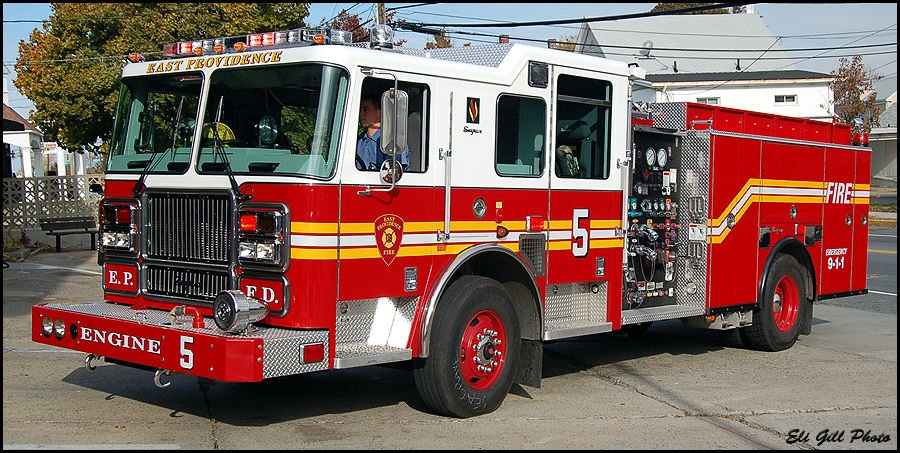 East providence fire department