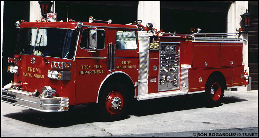 Troy Fire Department